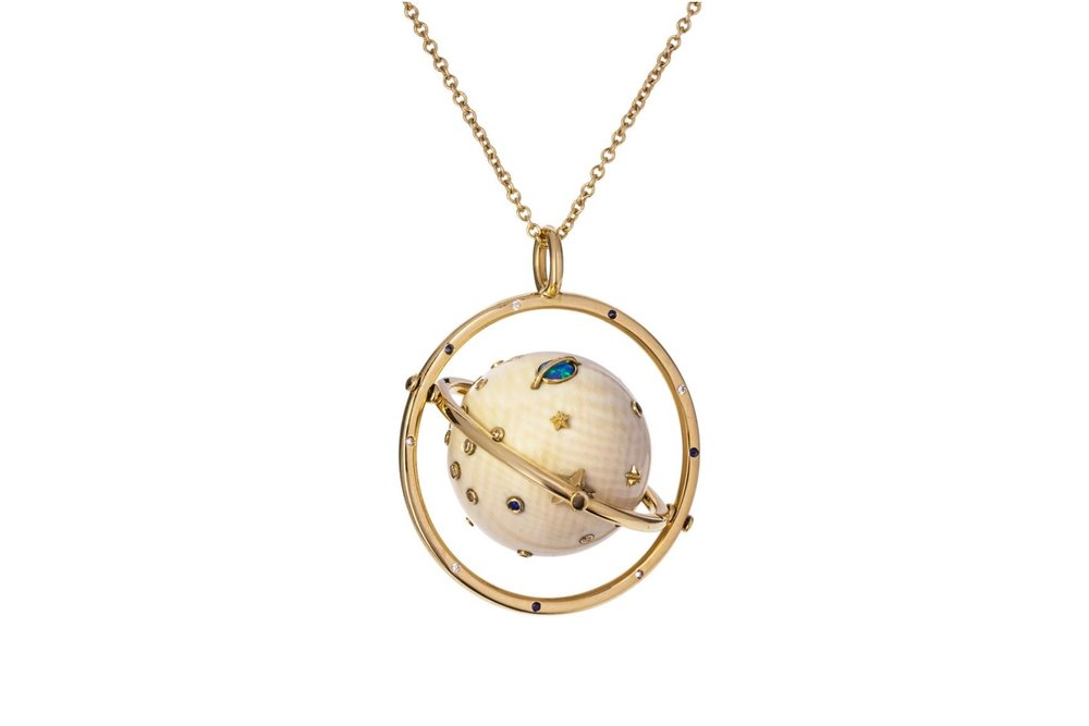 Bibi van der Velden Galaxy Mammoth Necklace.jpg