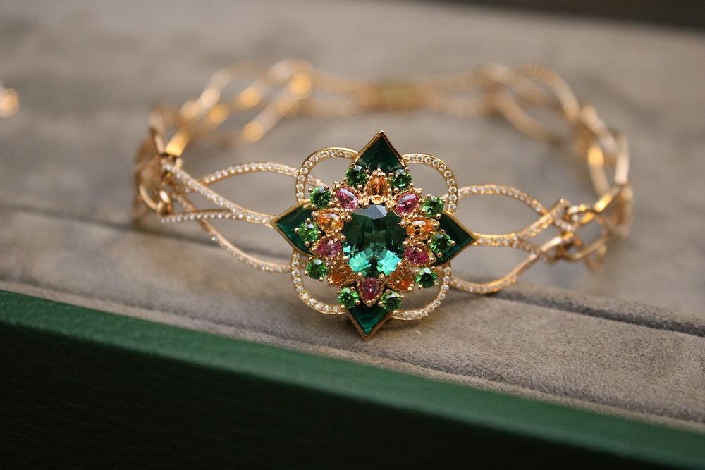 'Giardino' necklace