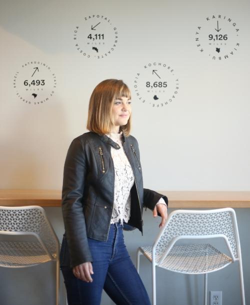 Bethany Bauman- Visual Designer