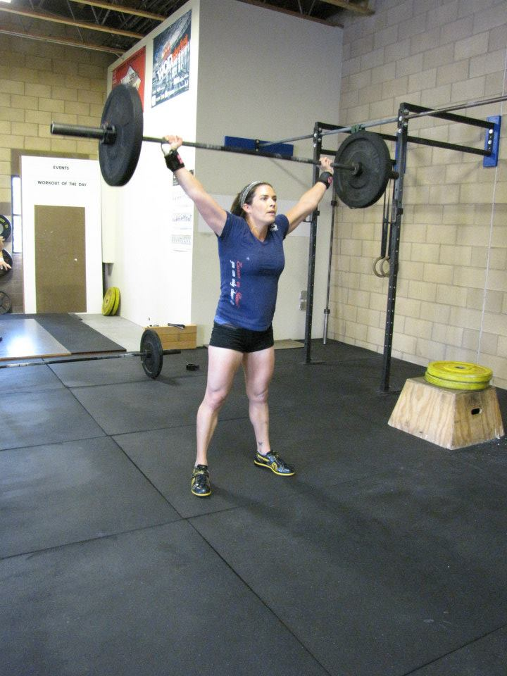 power snatch -cav