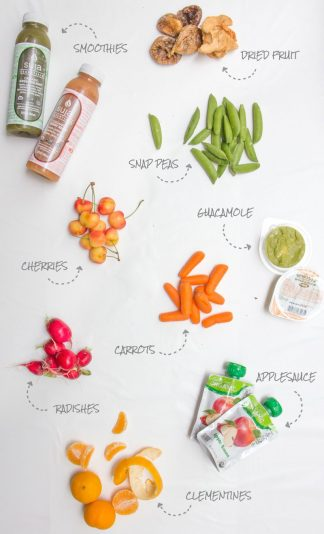 Healthy Travel Snacks  Article
