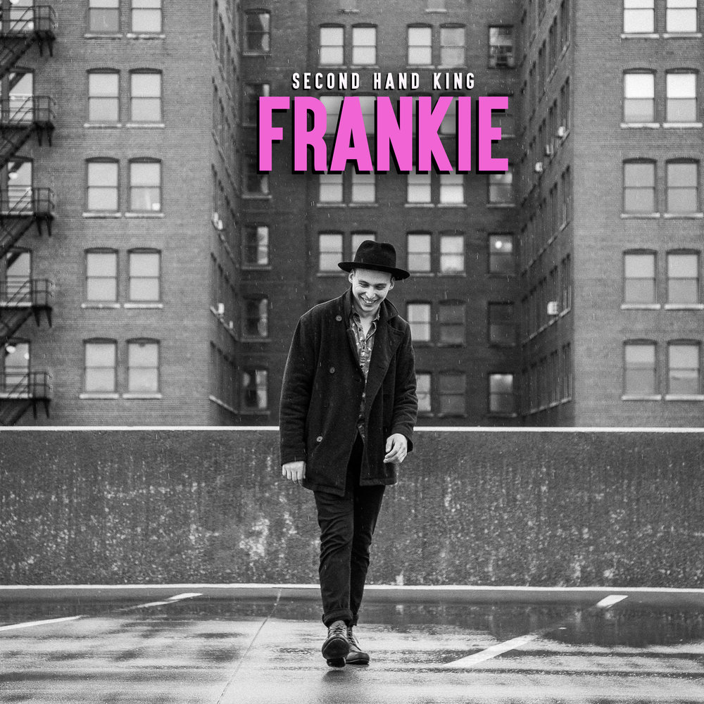 FRANKIE (Full Length)   Frankie is the album of a Doo Wop singer forced into the modern world to discover love, life & heartbreak.