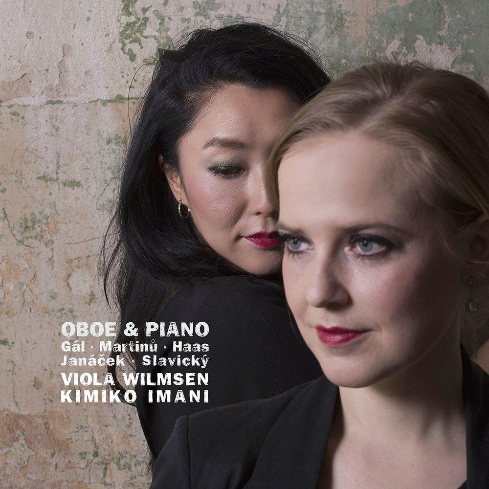 * Viola Wilmsen & Kimiko Imani - Oboe & Piano