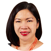 Rose Marie M. King-Dominguez, Senior Partner at SyCip Salazar Hernandez & Gatmaitan