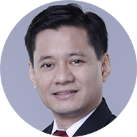 Edison Dungo, Vice President for Cyber Resilience at Amihan Global Strategies