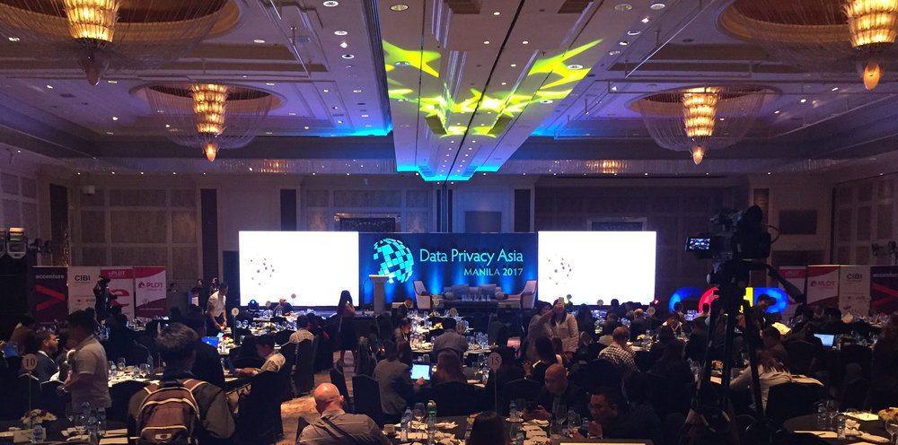 Data Privacy Asia 2017 held on July 20, 2017 in Manila, Philippines