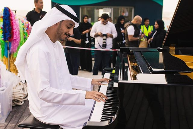 Every day is a fun day! Come join us today. Entertainment program is uploaded on the website. And, yes, you are free to enter! ——— #abudhabi #visitabudhabi #abudhabilife #abudhabievents #abudhabiblogger @hamad_altaee