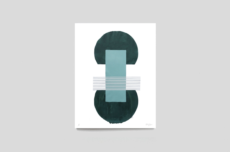 Graphic Design Muur : 2. screen print studio joa u2014 studio joa