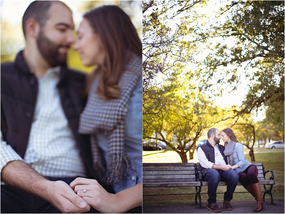 Massachusetts Engagement Photography