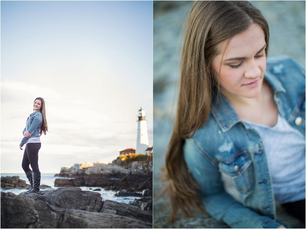 Maine Senior Photography