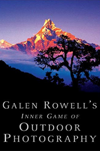 Any book by Galen Rowell will be a fabulous addition to a landscape photographer's bookshelf, but this one in particular helps him or her develop the right mindset to capture with their camera what they can see in their mind's eye.