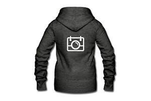 AWYMC zipped hoodie (£31.99)