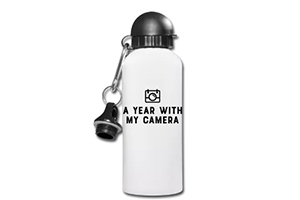 AYWMC water bottle (£12.99)