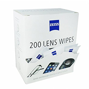 Lens wipes - essential for anyone. (£13)