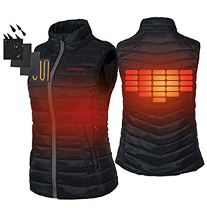 A heated jacket. What's not to like? (£80)