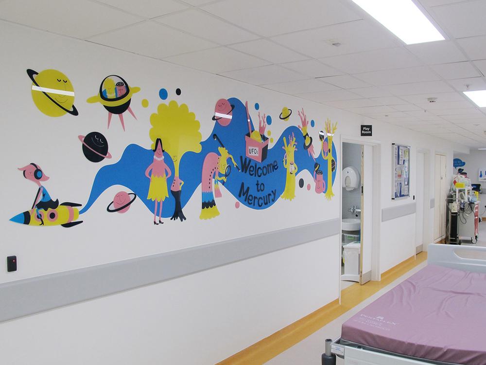 Chelsea Children Hospital