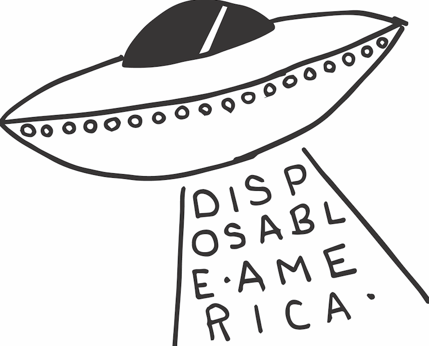 Label of the Month - Disposable America