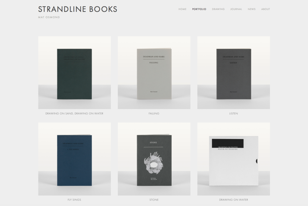 Strandline Books website design 04 Jo Hounsome Photography.jpg