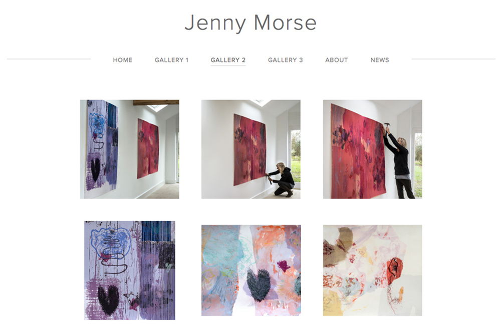 Jenny Morse website design 01 Jo Hounsome Photography.jpg