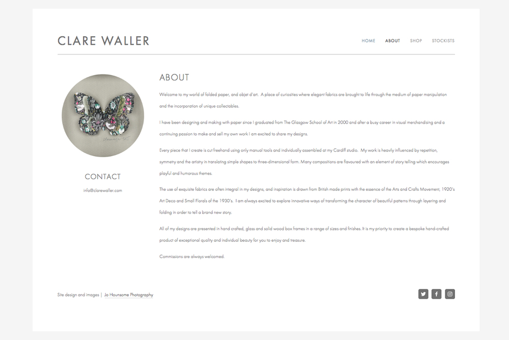 Clare Waller website design 01 Jo Hounsome Photography.jpg