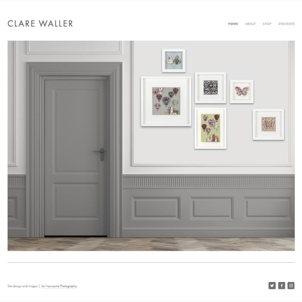 Clare Waller website design 03 Jo Hounsome Photography.jpg