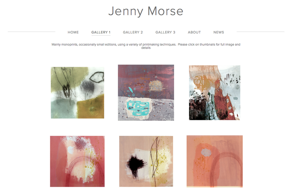 Jenny Morse website design 02 Jo Hounsome Photography.jpg