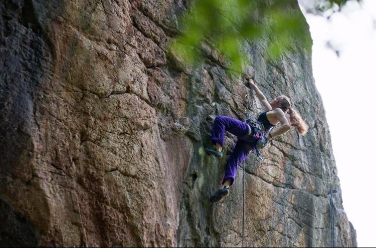 Hannah Slaney, 2015 (Lead Climbing – Portugal)