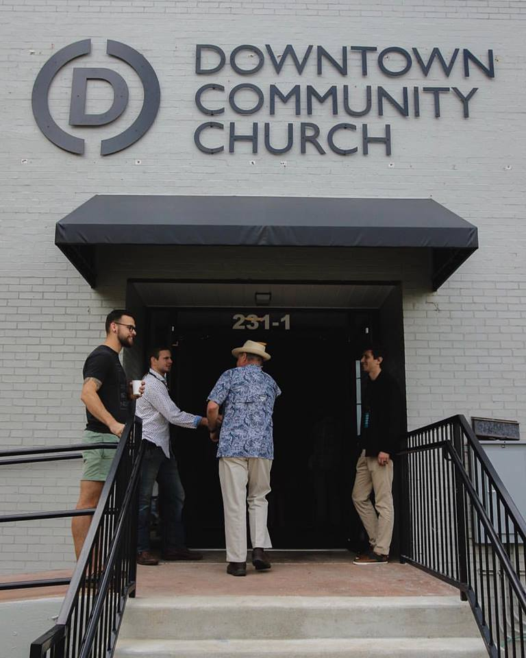 FACILTIES DIRECTOR - At Downtown Community Church we love to reach out and serve our community, but we also love to open our doors and share our space with other organizations to hold events and meetings.
