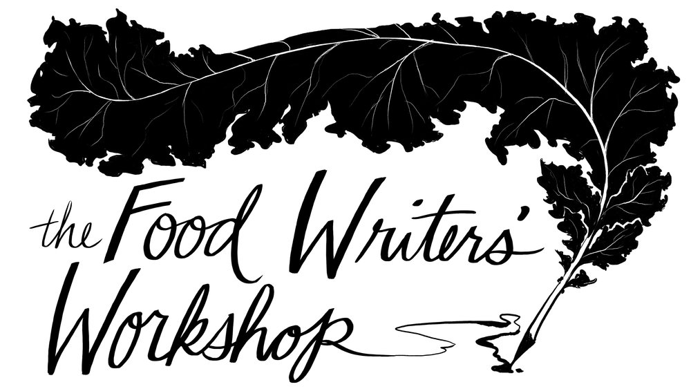 food writers' workshop