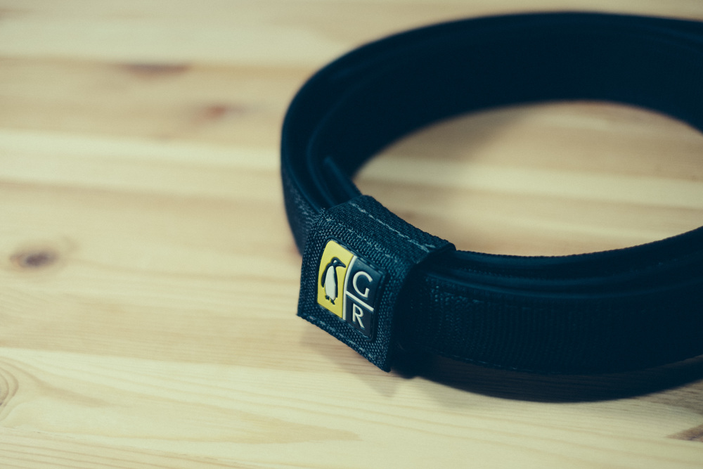 Guga Ribas - Belt