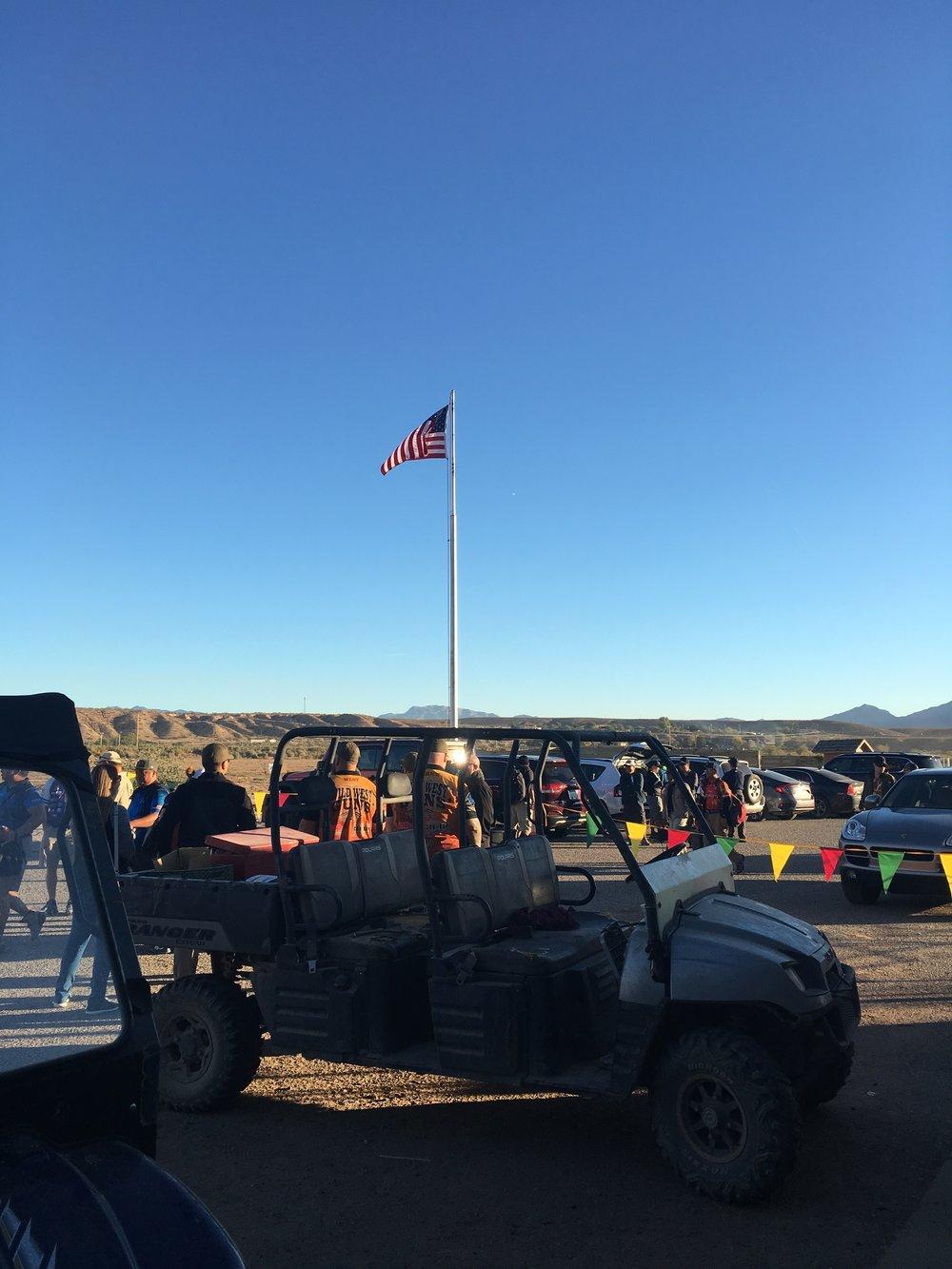 Smokin Gun Firing Range, Littlefield AZ