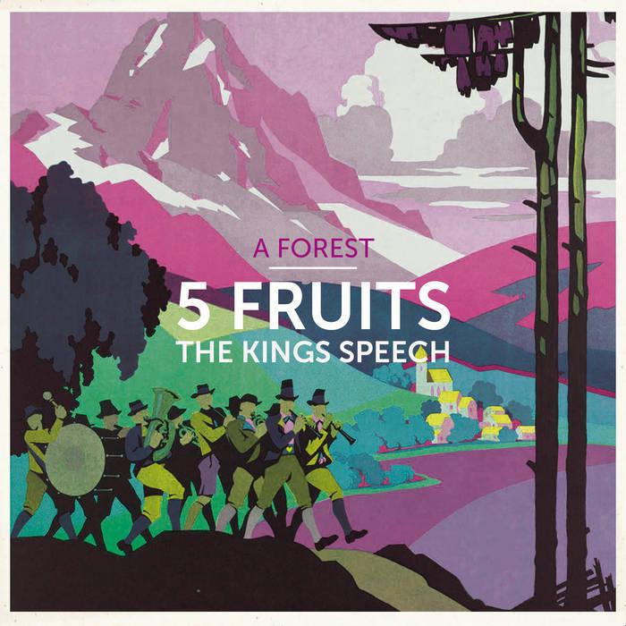 Five Fruits, AFOREST, Bildrechte: AFOREST