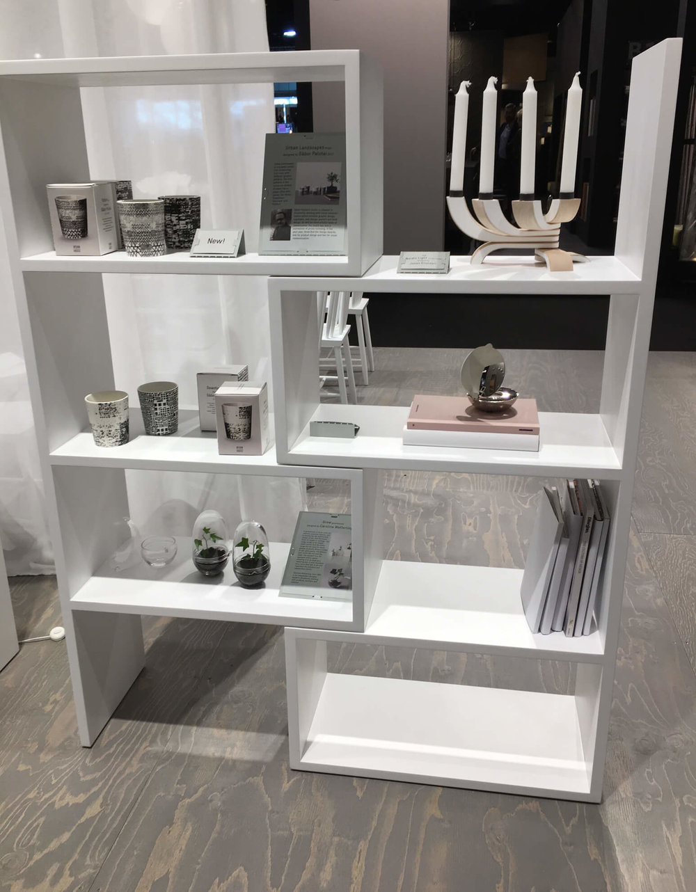 Extend Shelf, Design House Stockholm