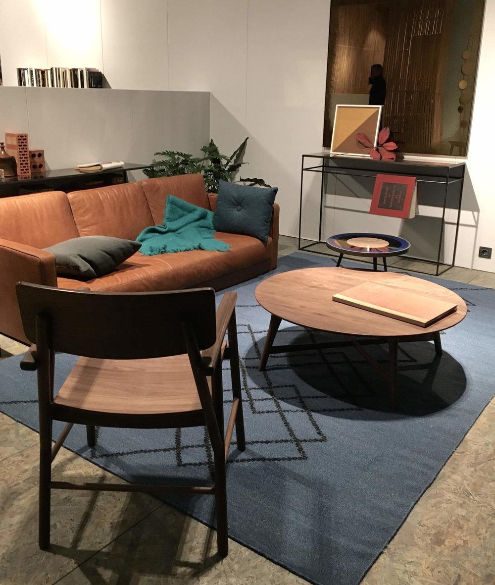 ethnicraft, Couchtisch, Sofa