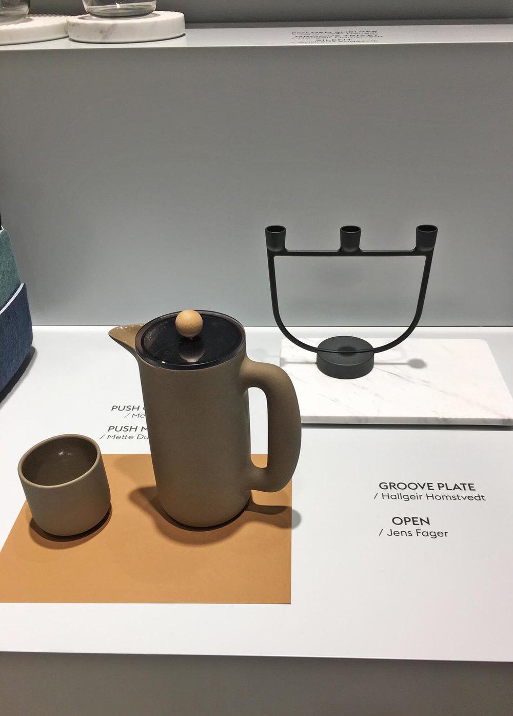 Muuto, Accessoires für die Küche