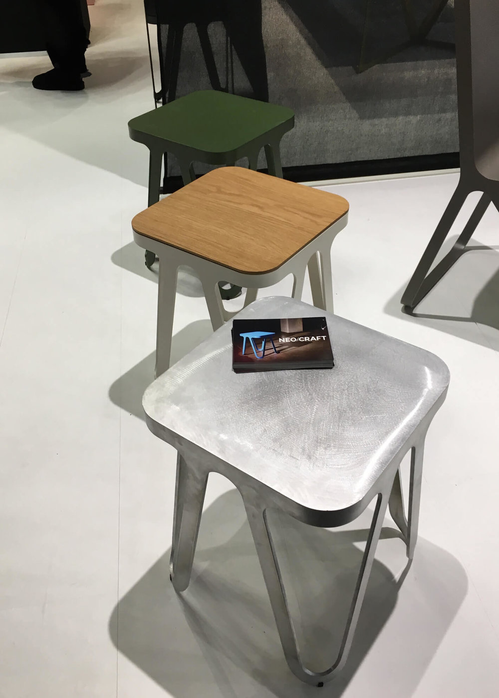 Neocraft Loop Stool, Gewinner German Design Awards 2016