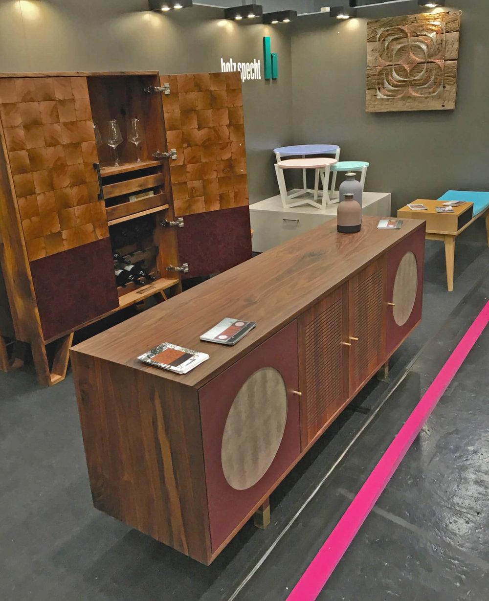 Sideboard von Holz Specht