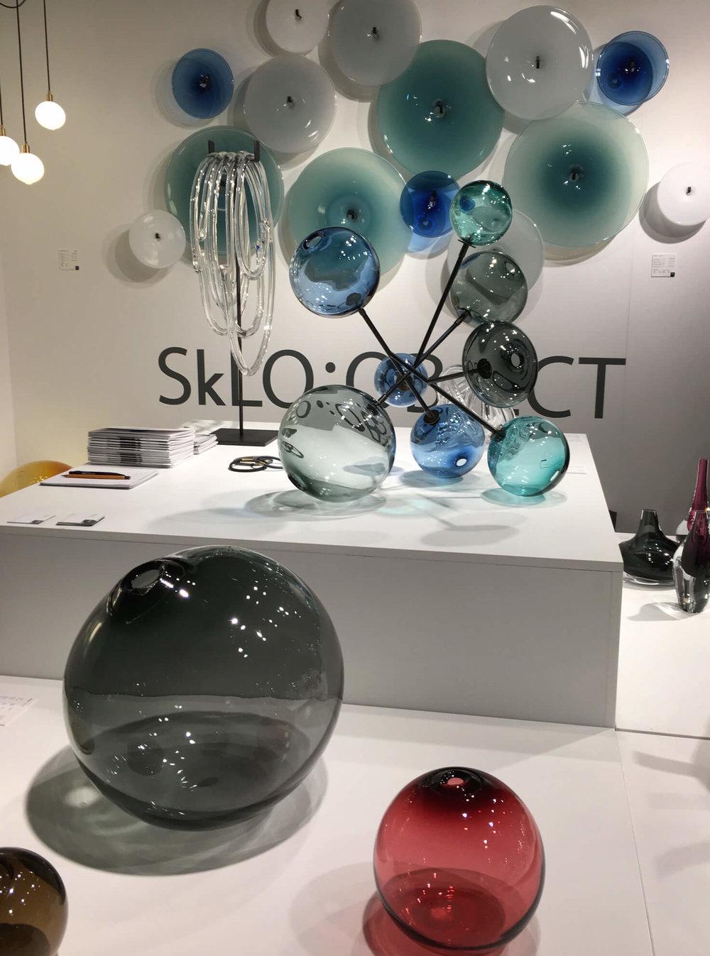 Glasobjekte von SkOL