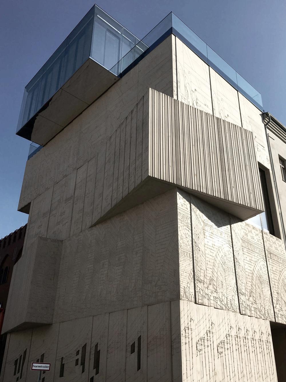 Museum für Architekturzeichnungen Berlin, Foto: U. Latzke