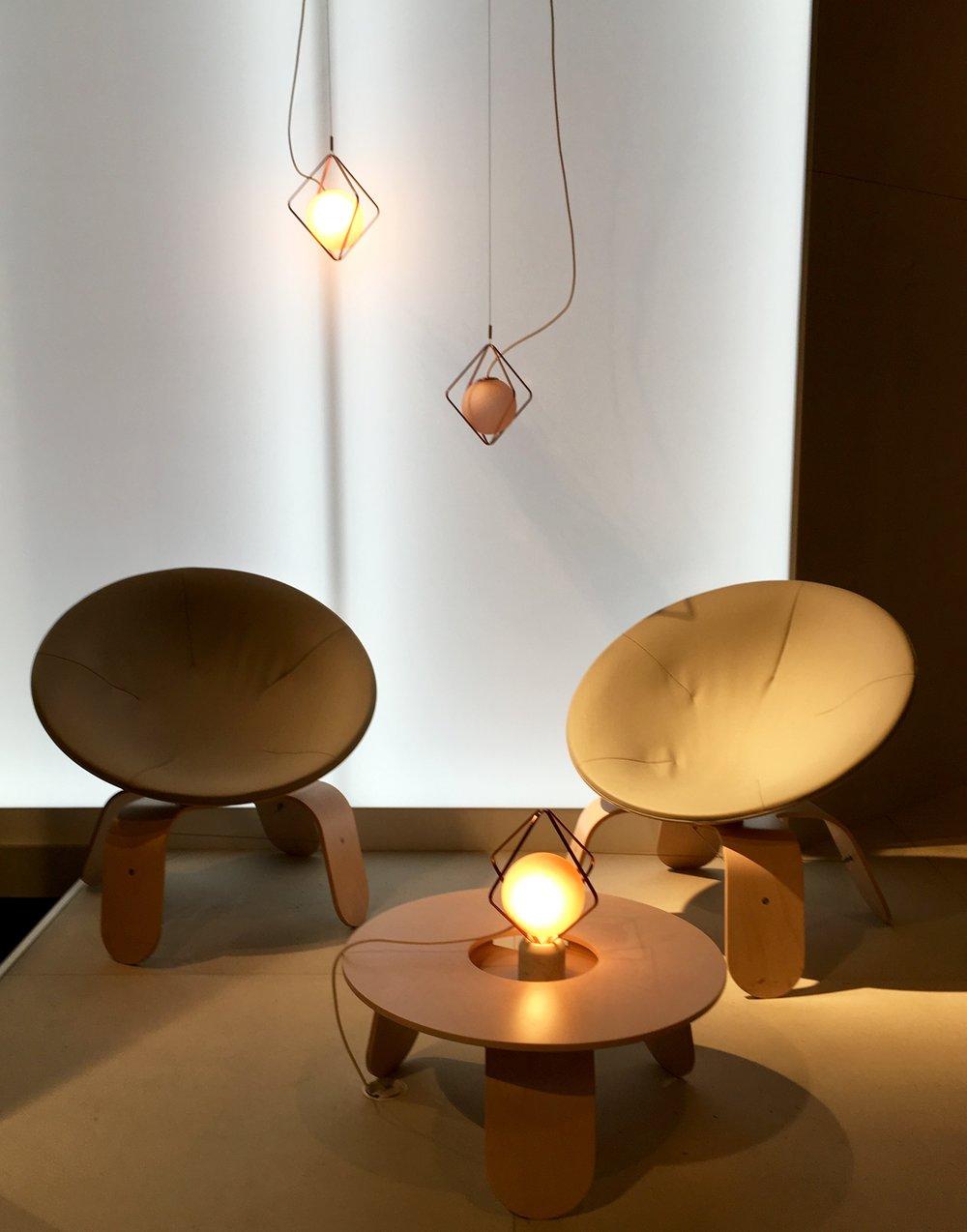 """Installation in """"Das Haus"""" von Lucie Koldova, Foto: U. Latzke"""