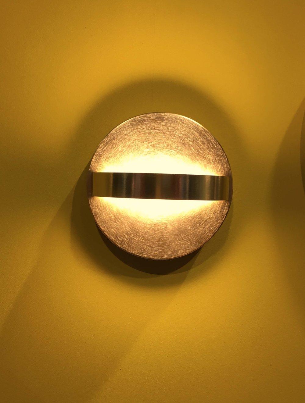 Plus Wandlampe von enostudio, Foto: U. Latzke