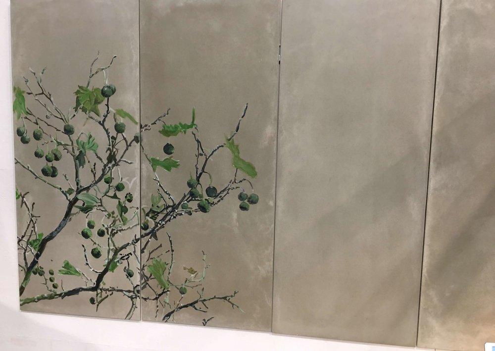 Kunst auf Betonwand, werftbeton, Foto: U. Latzke