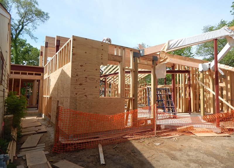 Haskell LIGHT Campus Ministry Construction Update May 2015