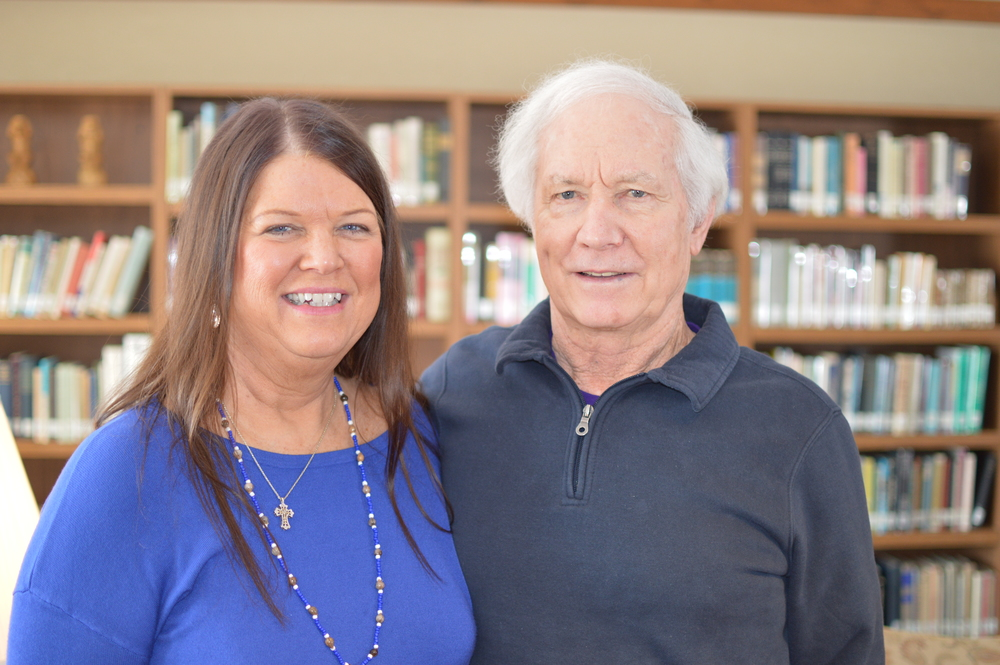Deaconess Cathy (Cherokee) & Deacon Tom (Ioway) Benzler