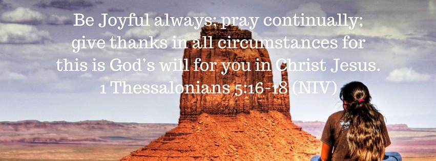 1 thessalonians 5 navajo
