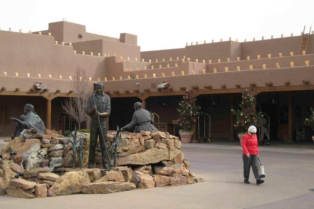 Pueblo of Santa Ana