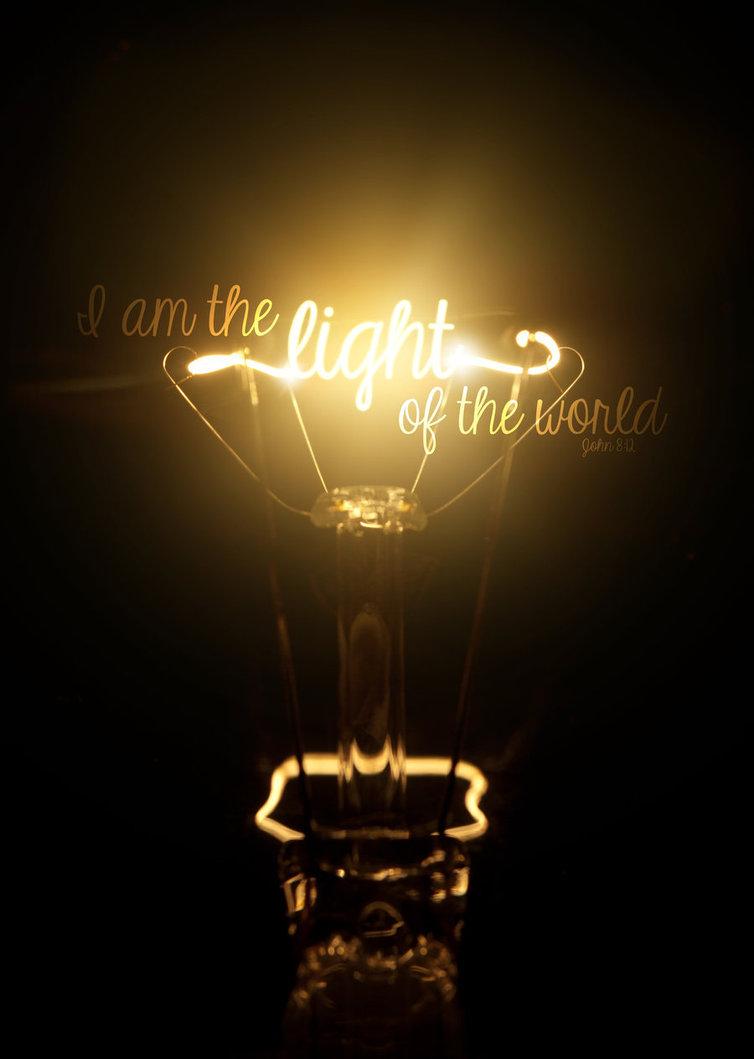light of the world john 9:5