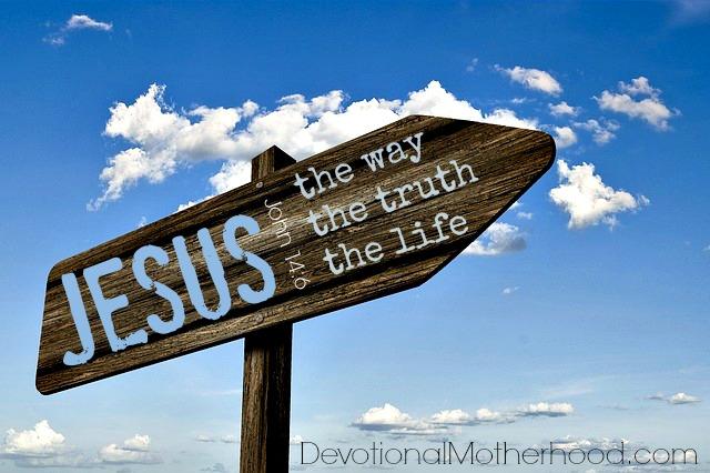 way truth life john 14:6