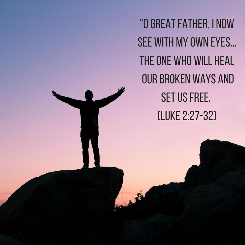 luke 2:27-32 fnv