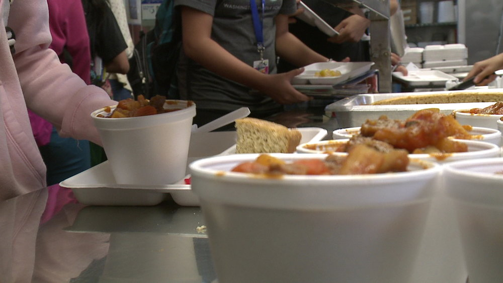 Hawaii's Free Breakfast and Lunch Program is all some students eat all day.